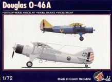 Pavla 72050 Model Kit 1/72 Douglas 0-46A